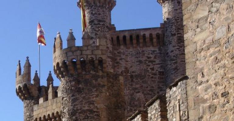 Picture Leon: Ponferrada, el castillo de los templarios