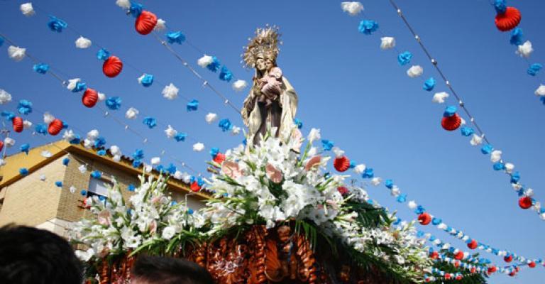 Fotografía de Punta Umbría: Fiestas al honor de la virgen