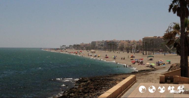 Fotografia de Roquetas de Mar: Roquetas de Mar