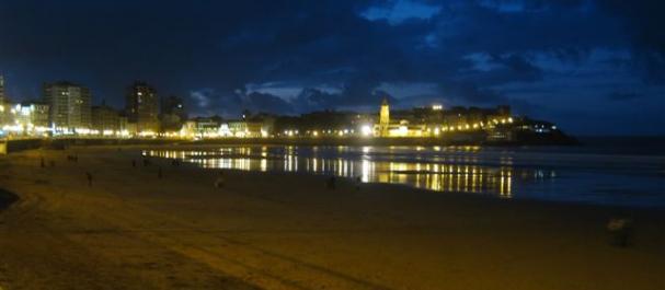 Picture Sagunto: Sagunto de noche