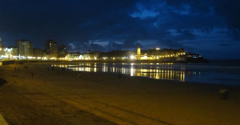 Fotografía de Sagunto: Sagunto de noche