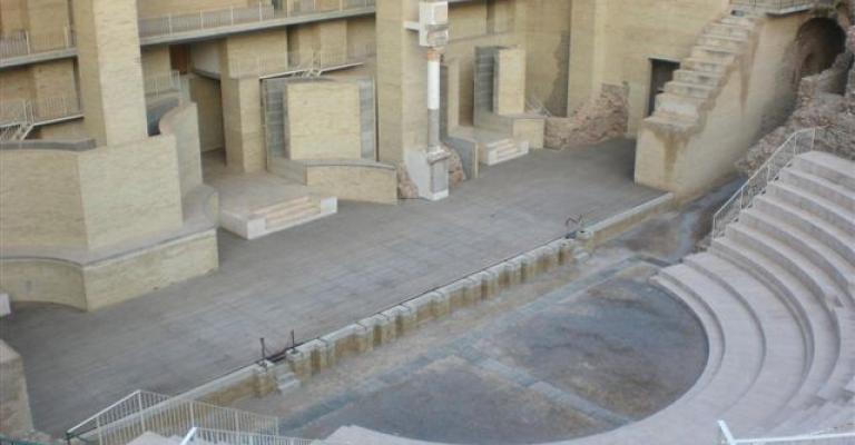 Fotografía de Sagunto: Teatro