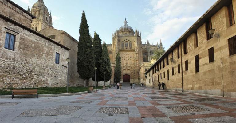 Fotografía de Salamanca: Patio Chico