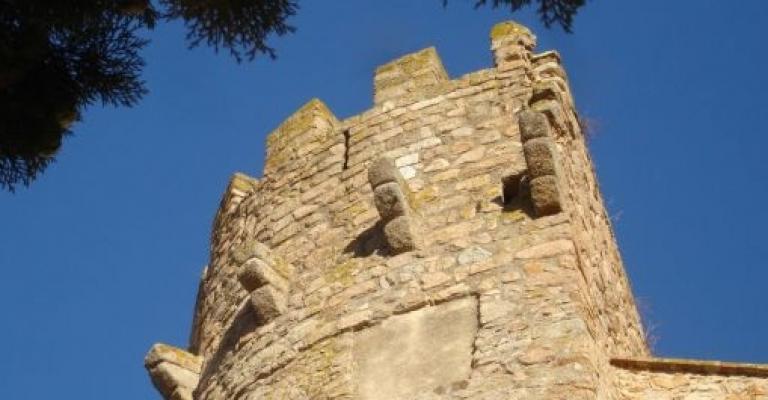 Fotografía de Sant Feliu de Guíxols: El Monasterio de Sant Feliu de Guixols