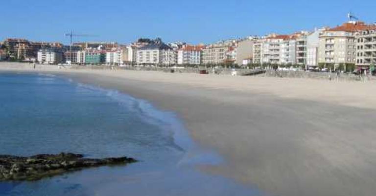 Foto : Playa de Silgar