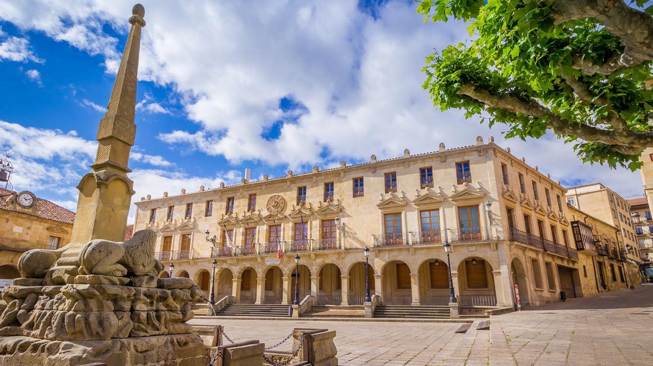 Hoteles en soria soria tu hotel en for Oficina turismo castilla y leon