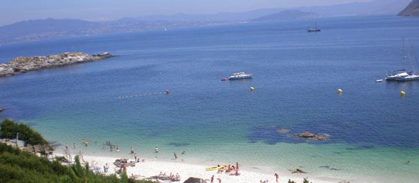 Fotografía de Vigo: Vigo, islas Cies
