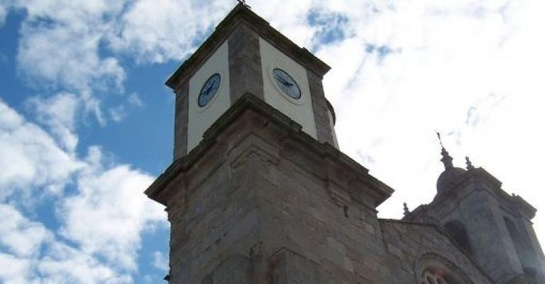 Foto Lugo: Iglesia de Santa Maria