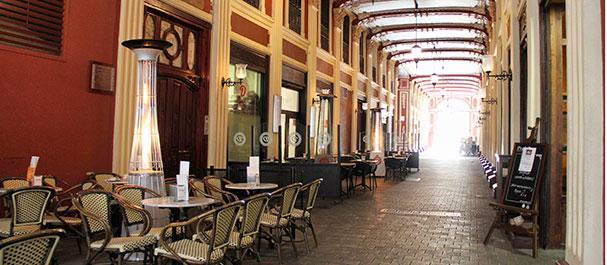 Fotografía de Zaragoza: El casco viejo de Zaragoza