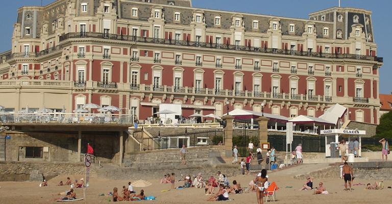 Photo : Biarritz