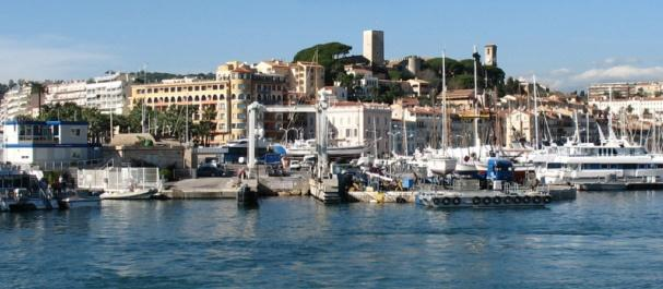 Picture France: Cannes