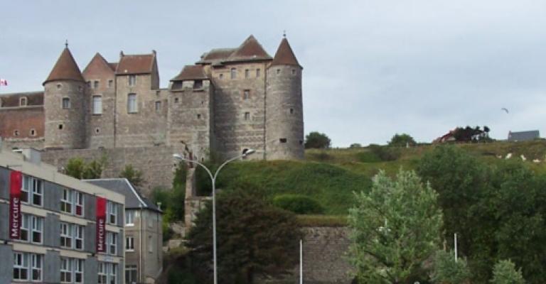 Foto von Haute-Normandie: Dieppe