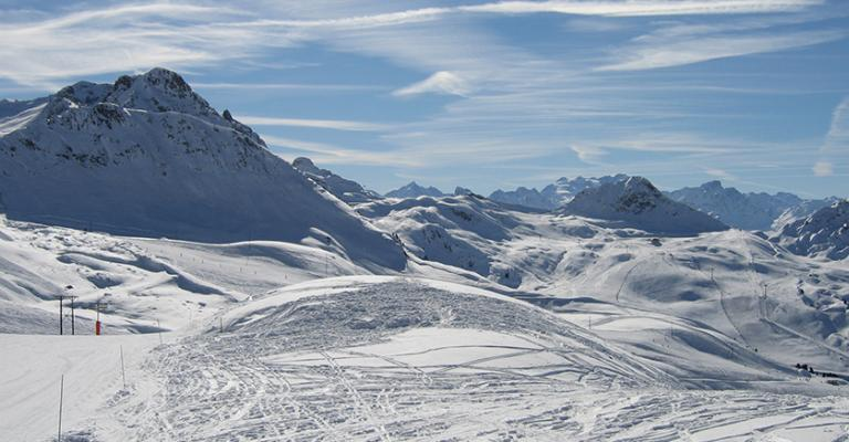 Photo La Plagne: La Plagne