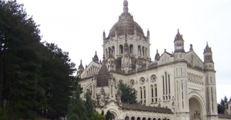 Fotografía de Lisieux: Catedral de Lisieux