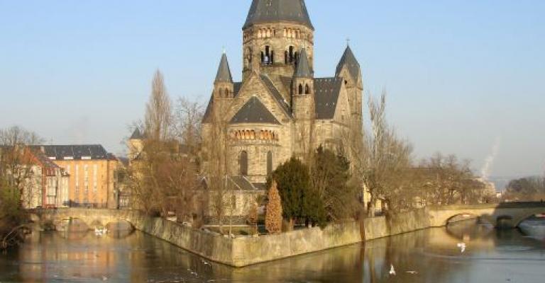 Foto von Lothringen: Metz