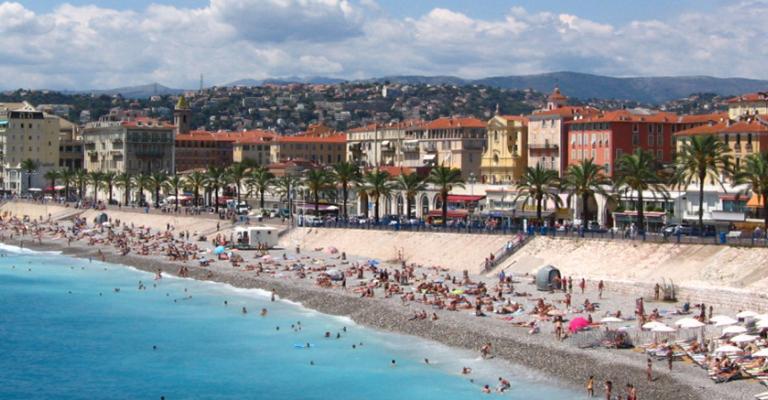 Fotografía de Provenza-Alpes-Costa Azul: Niza