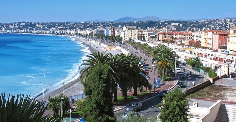 Fotografia de França: Niza