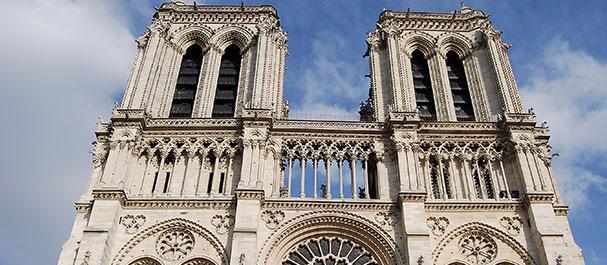 Fotografía de Paris: Paris Notre Dame