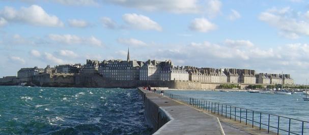 Fotografía de Bretaña: Saint Malo