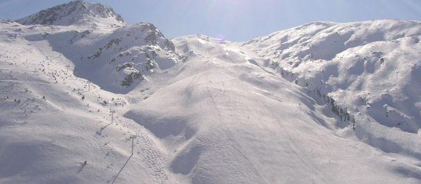 Fotografía de : Estacion de esqui Saint-Sorlin-D\'Arves
