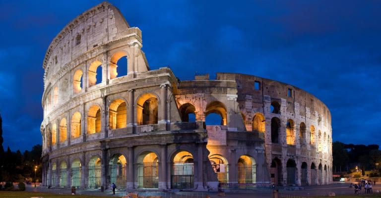Fotografía de Roma