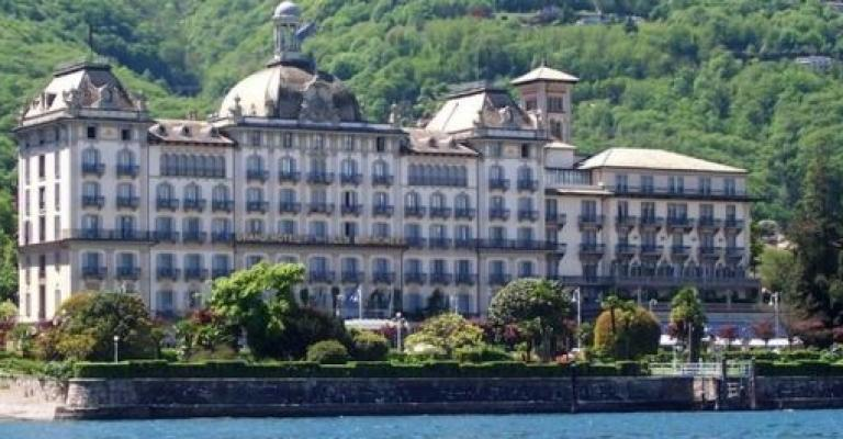 Photo Piémont: Stresa - Grand Hotel