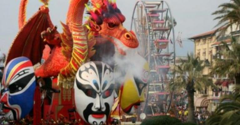Fotografía de Viareggio: Viareggio Carnaval