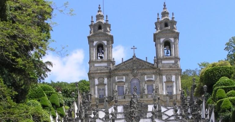 Photo Braga: Braga Bom Jesus do Monte
