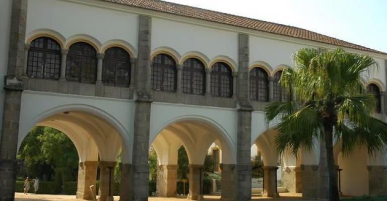 Fotografia de Evora: Palacio Evora