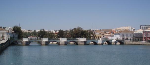 Fotografía de Tavira: Puente Romano Tavira