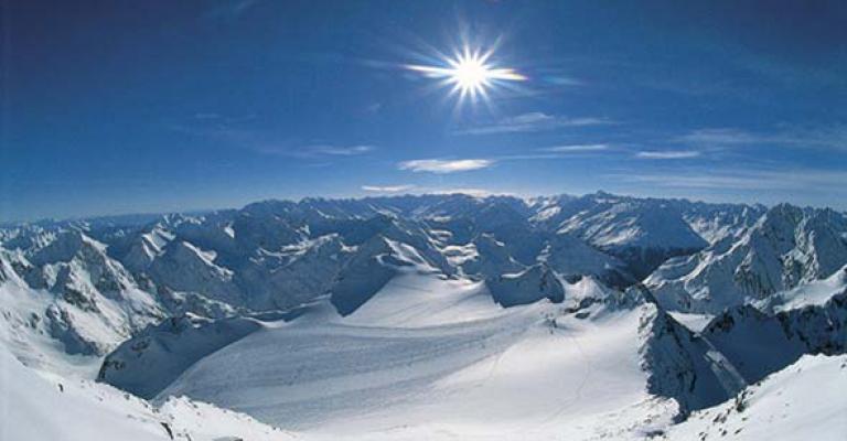 Foto von Tirol: Glaciar de Stubai