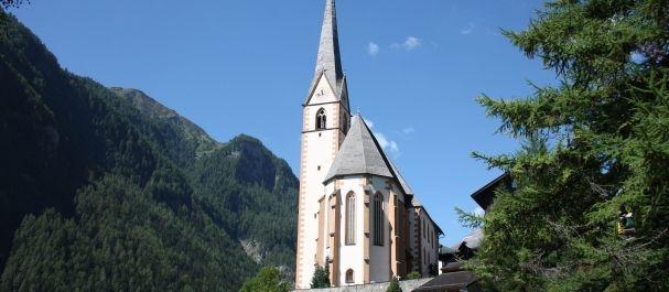 Foto Heiligenblut: Iglesia de Saint Vinzenz