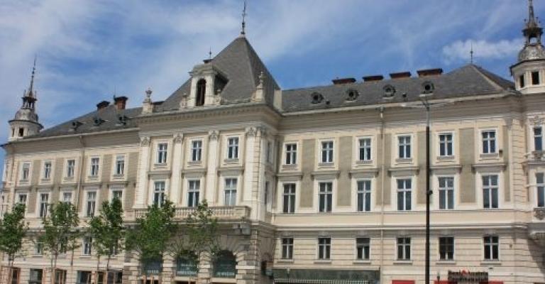 Foto von Kärnten: Edificio en Neuer Platz
