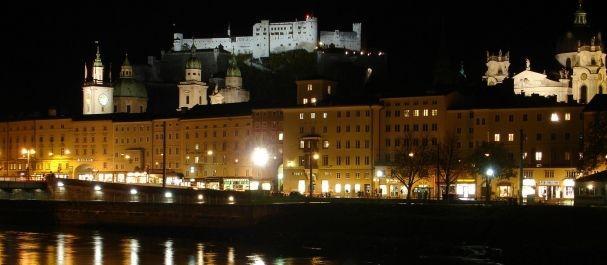 Fotografía de Salzburgo: Vista de la fortaleza