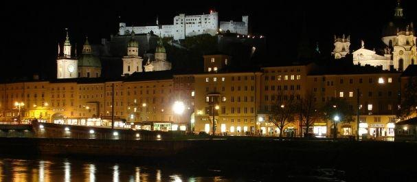 Picture Salzburg: Vista de la fortaleza