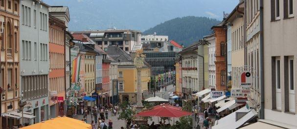 Fotografía de Kärnten: Plaza principal de Villach