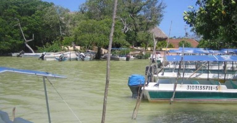 Fotografía de Yucatán: Puerto en Celestún