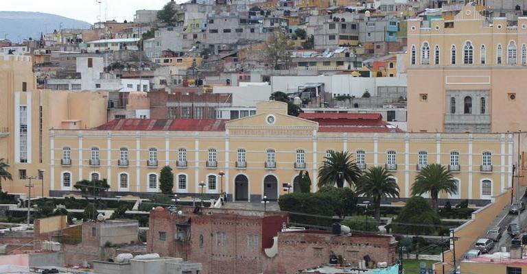 Foto von Hidalgo: Pachuca panorámica