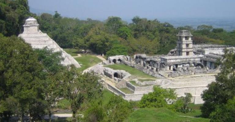 Fotografía de Chiapas: Palenque