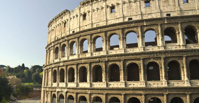 Fotografía de : Coliseo