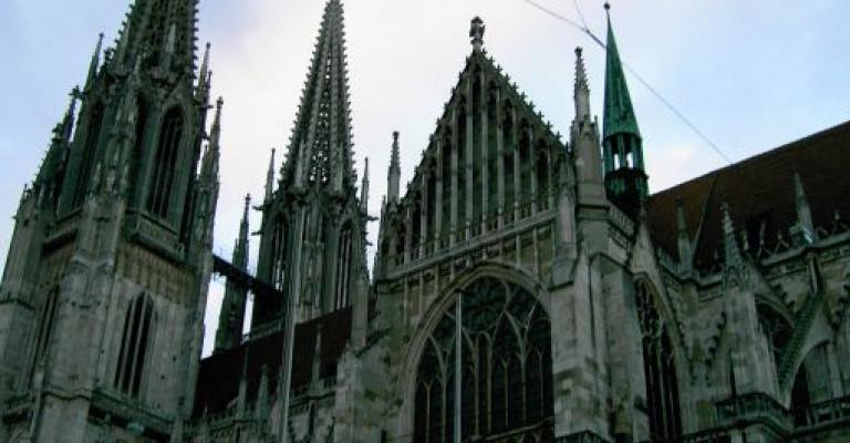 Foto Baviera: Regensburg Catedral