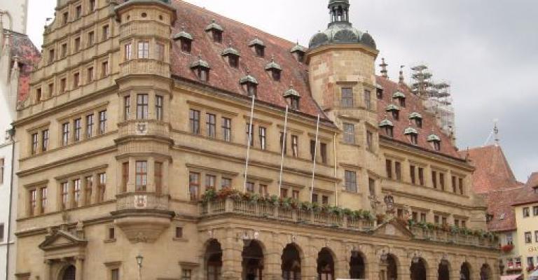 Foto Baviera: Rothenburg Ob der Tauber