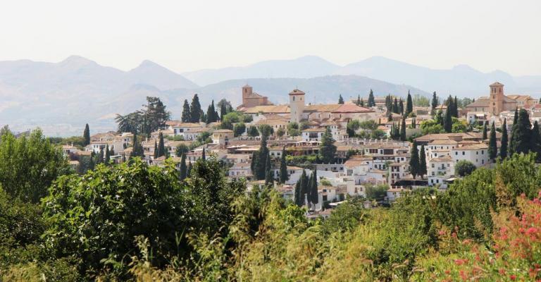 Foto von : Granada