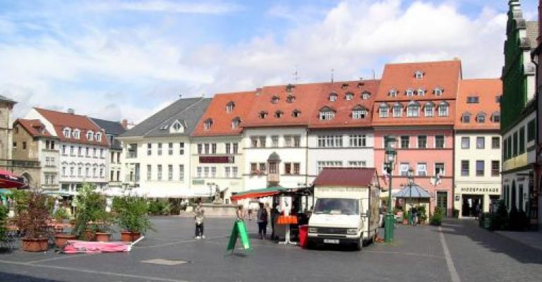 Foto Turingia: Weimar
