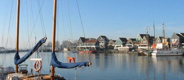 Fotografia de Volendam: Puerto de Volendam