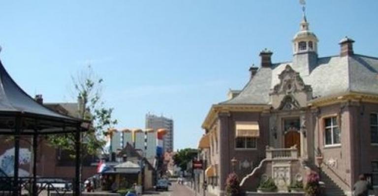 Fotografía de Holanda: Ayuntamiento de Zandvoort