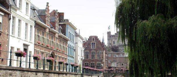 Fotografía de Bélgica: Canal de Lieve