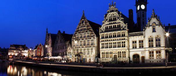 Fotografía de Bélgica: Gante