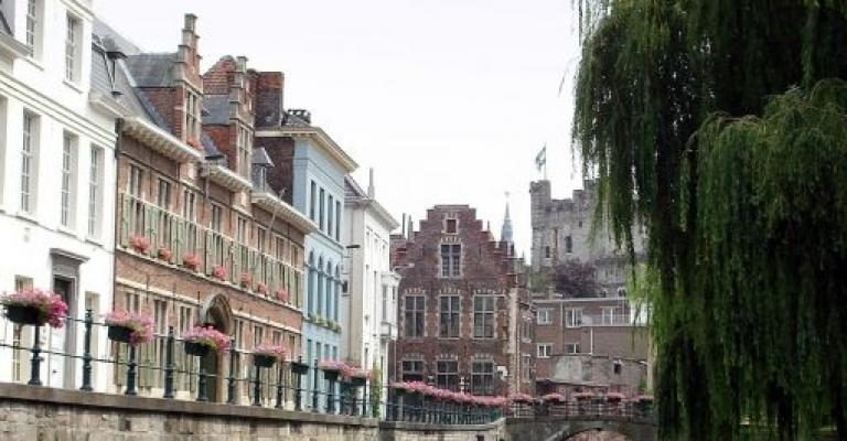 Photo Belgique: Canal de Lieve