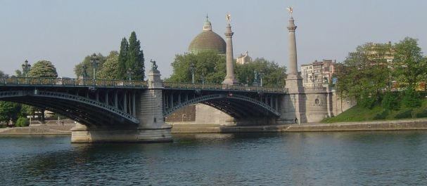 Fotografía de Bélgica: Puente de Fragnée